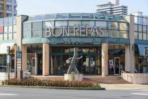 ボンラパス百道店